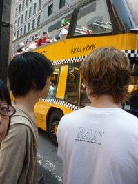 '11年6月 New York tour
